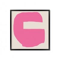 Розовая абстракция.