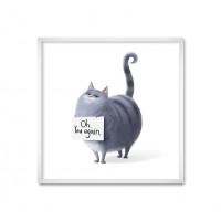 Кошка Клое.