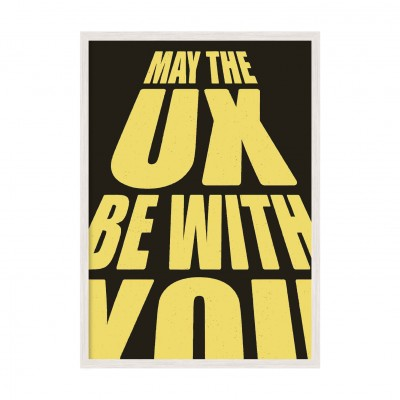May the UX be with You.