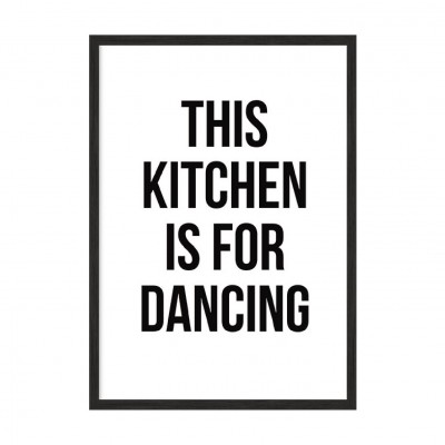Kitchen for Dancing.