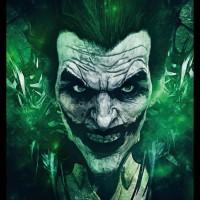 Арт постер Joker