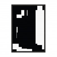 Square Abstract Art.