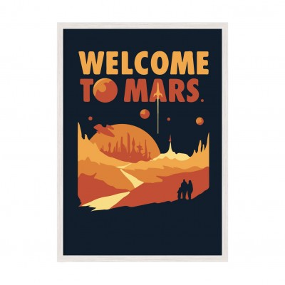 Welcome to Mars.