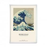 Хокусай - Большая волна.