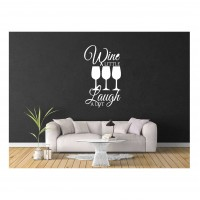 Буквы на стену  -  Wine