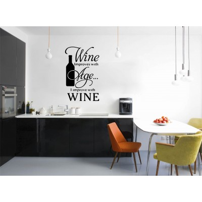 Kitchen elements - Wine.