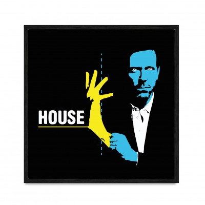 House M. D. - Pop Art.