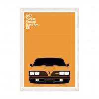 Pontiac Firebird 1977.