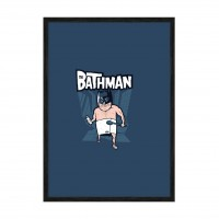 The BathMan.