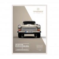 The Trabant.