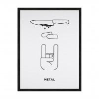 Metal.