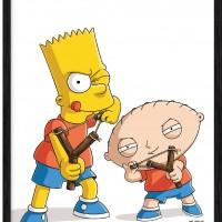 Барт Симпсон и...
