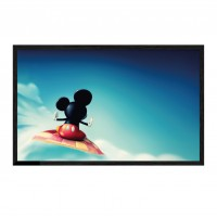 Mickey mouse art.