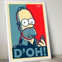 Постер D'OH