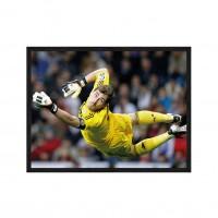 Постер Футбол - Гарет Бэйл Реал Мадрид