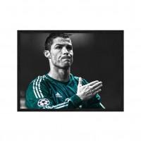Постер Футбол - Криштиану Роналдо