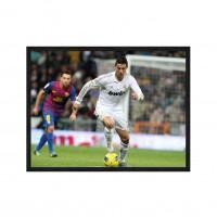 Футбольный постер - Криштиану Роналдо