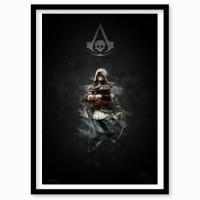 Постер Assassin's Creed.
