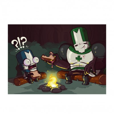 Castle Crashers vol. 1