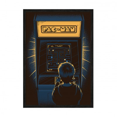 PacMan game.