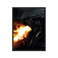 Skyrim - Dragon fire
