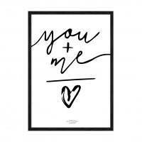 You + Me.