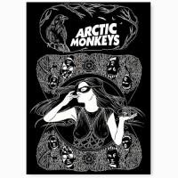 Постер arctic monkeys