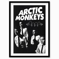 Постер ARCTIC MONKEYS vol 2