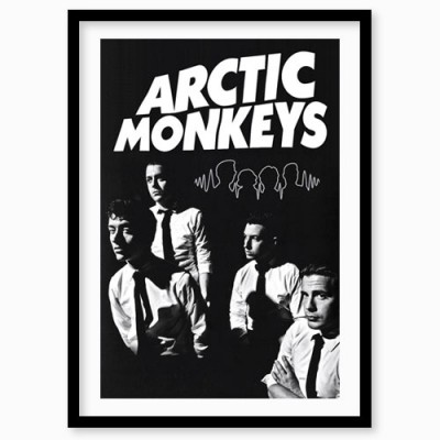 Постер ARCTIC MONKEYS vol 2