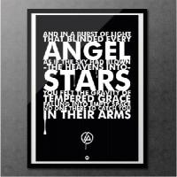 Постер Linkin Park  - Iridescent