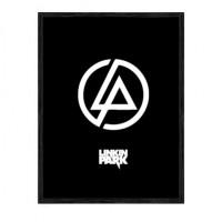 Постер Linkin Park логотип
