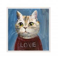 Cat - Pop Art.