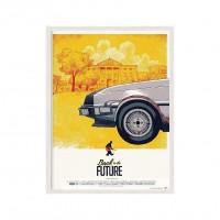 Постер Назад в Будущие