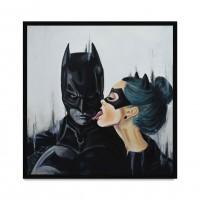 Бэтмен и Кошка.