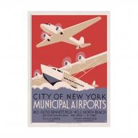 Municipal Airports.