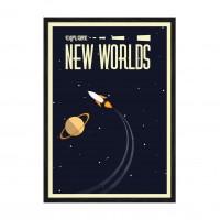 New Worlds.