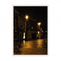 Ночная улица.