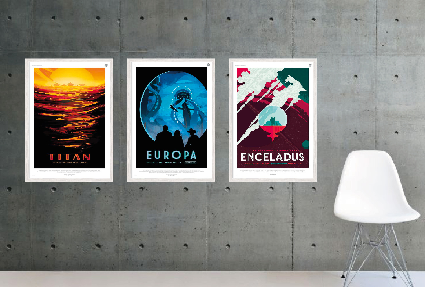 Nasa Space Posters.